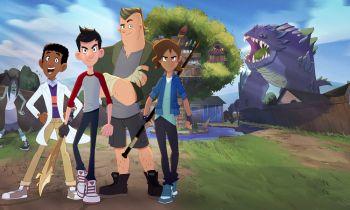 Ostatnie dzieciaki na Ziemi - zwiastun 2. sezonu serialu animowanego Netflixa
