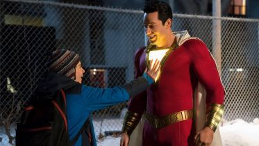 Shazam 2 - reżyser filmu udostępnił świetny, fanowski plakat filmu, będący popkulturowym crossoverem