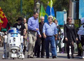"""George Lucas: """"Przegiąłem"""". Robert Iger o telefonie od twórcy Gwiezdnych wojen"""
