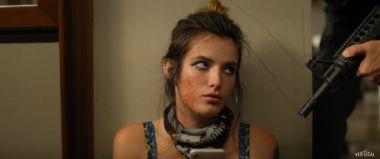 Infamous - zwiastun thrillera. Bella Thorne, rabunki i social media