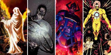 Marvel - najpotężniejsze postacie uniwersum. Avengers to przy nich słabeusze [RANKING]