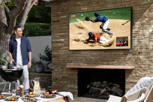 Samsung stworzył telewizor idealny na grilla