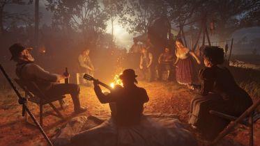 Red Dead Redemption 2 niczym Zoom i Skype. Wirtualne spotkania w świecie gry