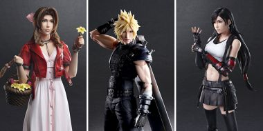 Final Fantasy 7 Remake - te figurki zechcesz mieć na swojej półce! Zobacz zdjęcia