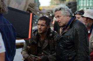 Mad Max: Na drodze gniewu - Tom Hardy i Charlize Theron o konfliktach na planie filmu