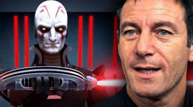 Star Wars - Jason Isaacs chciałby zagrać swoją postać Inkwizytora z Rebels
