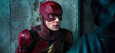 The Flash - scenariusz Ezry Millera miał przypominać Powrót do przyszłości