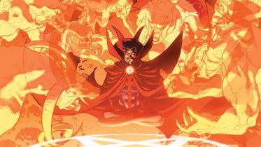 Doktor Strange ma brata, który wygląda jak... Batman. Spójrzcie sami