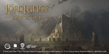 The Lord of the Rings: Rise to War zapowiedziane. Mobilna strategia w uniwersum Władcy Pierścieni