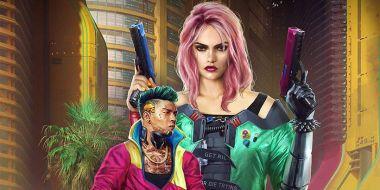 Cyberpunk 2077 – przewodnik po świecie gry dostępny w przedsprzedaży w Polsce