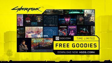 Cyberpunk 2077 – prezent od GOG. Paczka cyfrowych gadżetów za darmo