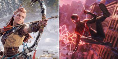 PlayStation 5 – zwiastuny nadchodzących gier. Marvel's Spider-Man: Miles Morales, Horizon 2 i inne