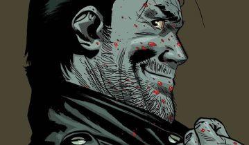 The Walking Dead - zapowiedź i okładka nowego komiksu Negan Lives
