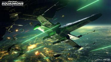 Star Wars: Squadrons - powietrzne starcia na nowych materiałach z rozgrywką