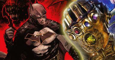 Batman i jego własna Rękawica Nieskończoności. Artefakt ma szczególną moc