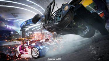 Destruction AllStars zapewni efektowną rozwałkę. Zobacz screeny z PS5