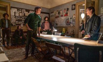 Proces Siódemki z Chicago - zwiastun filmu Aarrona Sorkina. Netflix idzie po Oscary?