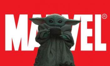 Baby Yoda stał się częścią uniwersum Marvela. Przynajmniej z technicznego punktu widzenia