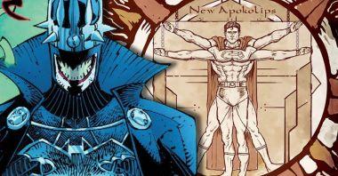 Dark Nights: Death Metal - poznajcie metalowe uniwersum. DC pokazuje interaktywną mapę