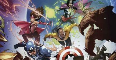 Avengers w komiksach zwerbowali nowego herosa MCU. Kosmiczna wojna trwa