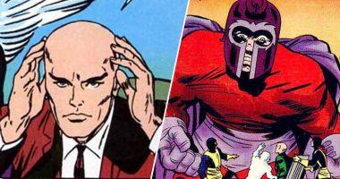 X-Men - trudno w to uwierzyć, ale Profesor X i Magneto początkowo mieli być [SPOILER]