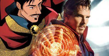 Doktor Strange z komiksów zatwierdził... Benedicta Cumberbatcha w swojej roli