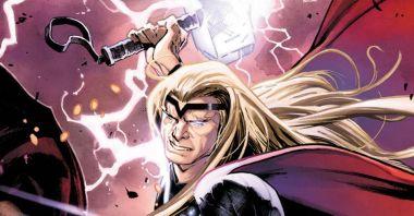 Marvel - coś dziwnego stanie się z Mjolnirem. Będą go mogli podnieść nawet... turyści