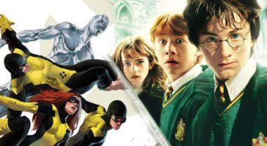 Harry Potter jest częścią... uniwersum Marvela (technicznie rzecz biorąc)
