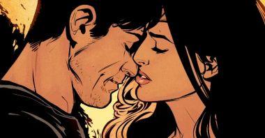 Batman i Wonder Woman w końcu się pocałowali. To jednak nie ci herosi, o których myślicie