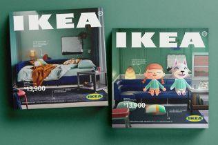Postaci z Animal Crossing zawitały do katalogu Ikea