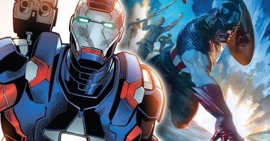 Marvel zbroję Iron Patriota dał teraz jednej z żeńskich postaci