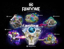 DC FanDome - znamy harmonogram! Zagadkowy film, nowy tytuł, rozpiska paneli