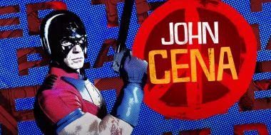 Peacemaker - John Cena pojawił się w talk-show w stroju bohatera spin-offu Legonu samobójców