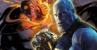 Marvel - nowa rękawica Thanosa potężniejsza niż ta Nieskończoności i ma związek z [SPOILER]?