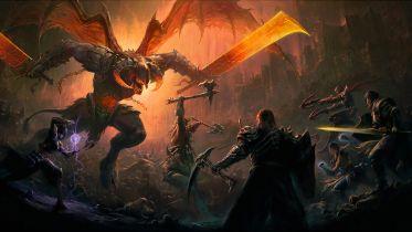 Diablo Immortal nadal powstaje. Zwiastun przedstawia poprawione modele postaci