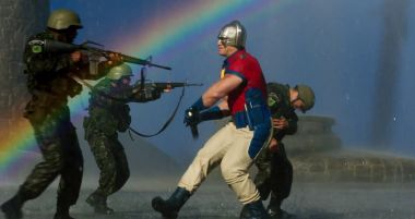 Peacemaker - spin-off Suicide Squad opóźni Strażników Galaktyki 3? James Gunn komentuje