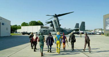 Legion samobójców 2 - bohaterowie filmu na nowych zdjęciach z produkcji