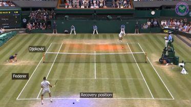 Sztuczna inteligencja wygenerowała nagranie z meczu tenisa