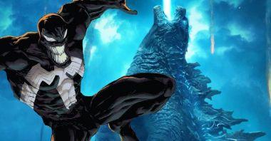 Marvel - Venom właśnie zyskał zupełnie nowe moce. Jest jak... Godzilla!?