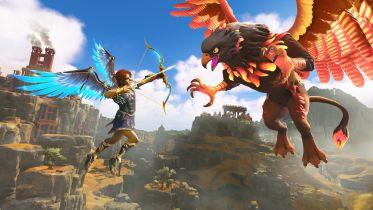 Immortals: Fenyx Rising - zwiastun, gameplay i data premiery. Ubisoft prezentuje grę