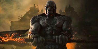Zack Snyder's Justice League - Darkseid i Steppenwolf na nowych zdjęciach