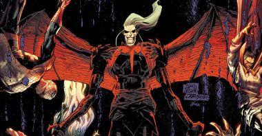 Uniwersum Marvela na skraju zagłady. Padają Avengers, tysiące smoków i... Święty Mikołaj na niebie