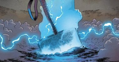Chcesz zostać Thorem? Podnieś sobie Mjolnir - właśnie zrobił to mechanik z USA