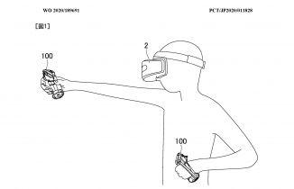 Nowe kontrolery VR od Sony przypominają pady Valve Index