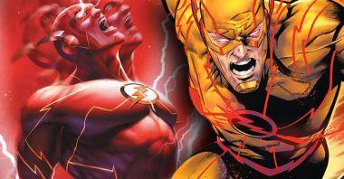 Reverse-Flash realizuje makabryczny plan. Chciał wykopać z grobu ciało matki Flasha