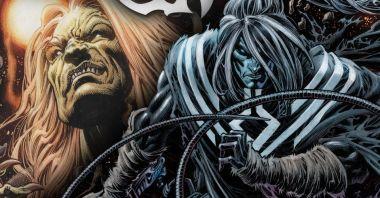 Marvel - zupełnie nowy, niezwykle potężny bóg nadciąga. Ma związek z władcą symbiontów