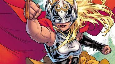 Thor: Love and Thunder użyje nowatorskiej technologii z serialu The Mandalorian?