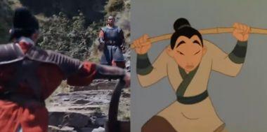 Mulan - fan zmontował sceny z filmu do piosenki Zrobię mężczyzn z was