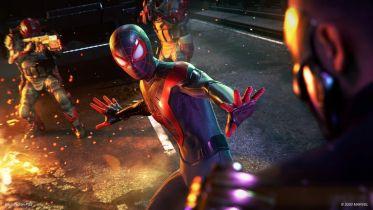 Marvel's Spider-Man: Miles Morales - skradanie i walka w 60 klatkach. Nowy gameplay