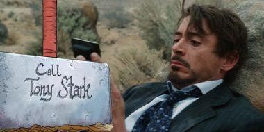 Marvel podał numer telefonu Iron Mana - działa! Jeśli zadzwonisz, Tony ponarzeka na Thora